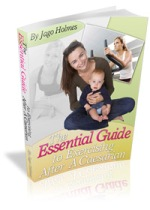Cesarean Recovery EBook